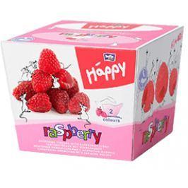Bella Happy Dětské papírové kapesníky s vůní malina, 80 ks