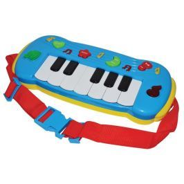Wiky Veselé klávesy - modré