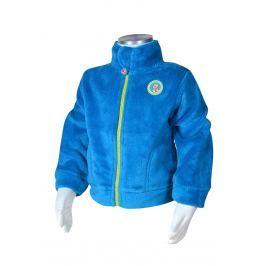 PIDILIDI Chlapecká fleecová mikina - modrá