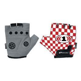 Spokey Dětské cyklistické rukavice Race Glove S (17 cm)