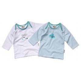 Gelati Chlapecký set 2 ks triček Home - zelený
