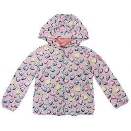 Primigi Dívčí bunda s potiskem - barevná