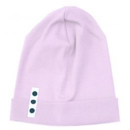 Lamama Dívčí čepice Fit Beanies - světle růžová