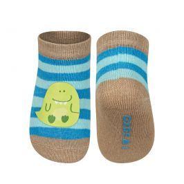 SOXO® Dívčí ponožky s ptáčkem - barevné