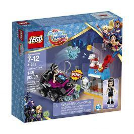 LEGO® DC Super Hero Girls™ 41233 Lashina™ a vozidlo do akce