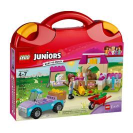LEGO® Juniors 10746 Mia a kufřík na farmu