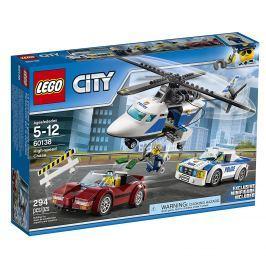 LEGO® City Police 60138 Honička ve vysoké rychlosti