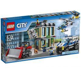 LEGO® City Police 60140 Vloupání buldozerem