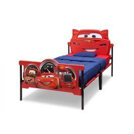 Delta Plastová 3D postel Cars
