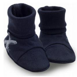 Pinokio Chlapecké ponožky/capáčky Xavier - tmavě modré
