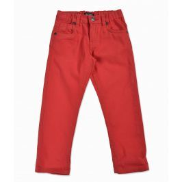 Blue Seven Dívčí kalhoty - červené