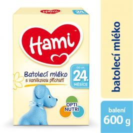 Hami Vanilka 24+ 600g