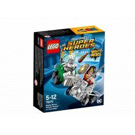 LEGO® Super Heroes 76070 Mighty Micros: Wonder Woman™ vs. Doomsday™
