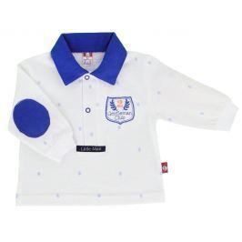 2be3 Chlapecký kabátek Litte man - modro-bílý