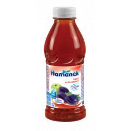 Hamánek nápoj se švestkami