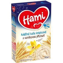 Hami Mléčná kaše krupicová vanilková na dobrou noc, 225g