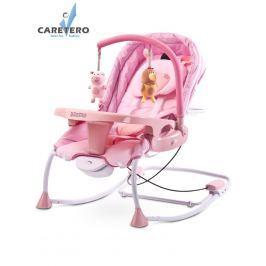 Caretero Dětské lehátko Rancho pink