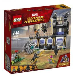 LEGO® Super Heroes 76103 Corvus Glaive útočí