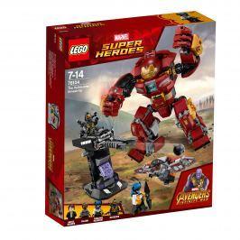 LEGO® Super Heroes 76104 Střetnutí s Hulkbusterem