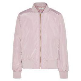 Name it Dívčí bunda bomber - světle růžová