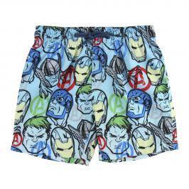 Disney Brand Chlapecké plavecké šortky Avengers - barevné