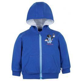 G-mini Chlapecká mikina Krtek a kalhotky - modrá