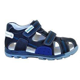 Protetika Chlapecké sandály Neal - tmavě modré