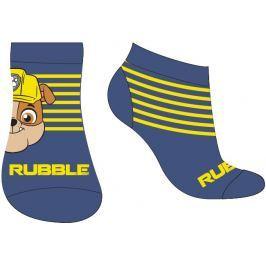 E plus M Chlapecké ponožky Paw Patrol - modré