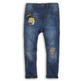 Minoti Chlapecké džínové kalhoty - modré
