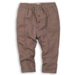 Minoti Chlapecké kalhoty desert - hnědé