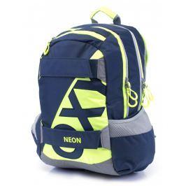 Detail zboží · Karton P+P Anatomický batoh OXY SPORT Neon Dark Blue 4d51858d17