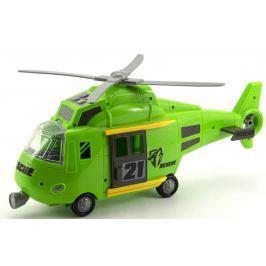 Teddies Vrtulník 44 cm se světlem a zvukem