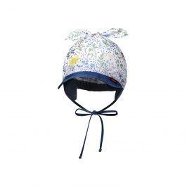Broel Dívčí čepice s kšiltem Epoka - tmavý denim