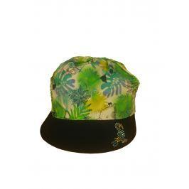 Broel Dívčí kšiltovka/šátek Fiji - zelená