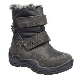 Primigi Dívčí zimní boty - šedé