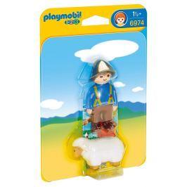 Playmobil Pastýř a ovečka (1.2.3)