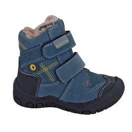 Protetika Chlapecké zimní boty Gerard - modré