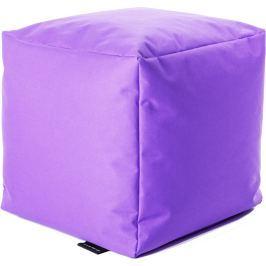 BulliBag Sedací kostka - fialová