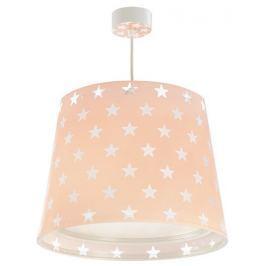 Dalber Dětské stropní svítídlo hvězdičky, růžová