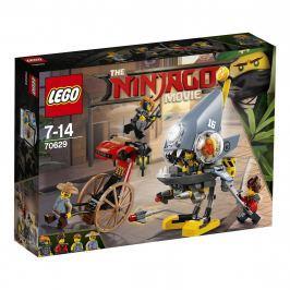 LEGO® NINJAGO™ 70629 Útok piraně
