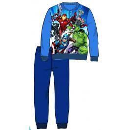 Disney by Arnetta Chlapecké pyžamo Avengers - tmavě modré