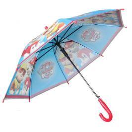 E plus M Chlapecký deštník Paw Patrol - světle modrý