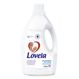 Lovela gel bílá 1,5L /  16 pracích dávek