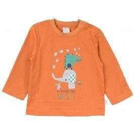 Venere Dětské tričko s potiskem - oranžové