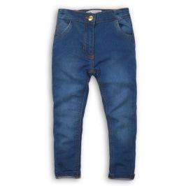 Minoti Dívčí džínové kalhoty Artisan - modré