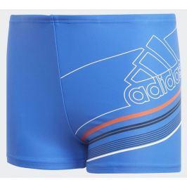 adidas Chlapecké plavky - světle modré