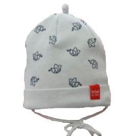 Broel Chlapecká čepice Tutti - bílá
