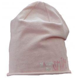 Broel Dívčí čepice Basic - růžová