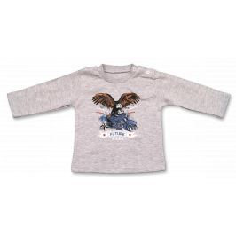 Lafel Chlapecké tričko Future Rider - šedé