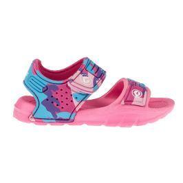 J HAYBER Dívčí sandály Bosina - růžové